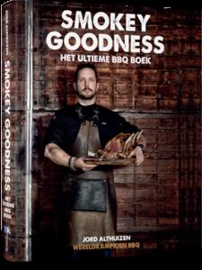 Smokey Goodness BBQ Book