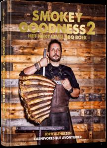 Smokey Goodness The next level BBQ boek