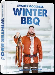 Smokey Goodness Winter BBQ boek