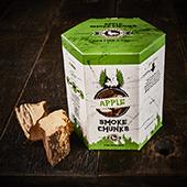Smokey Goodness Products - SG STYLE - Smoke Chunks - Appel Smoke Chunks