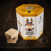 Smokey Goodness Oak chunks