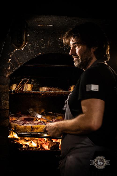 Baskische BBQ - Casa Julian