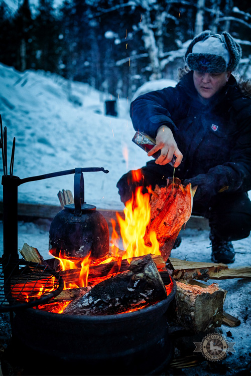 cooking salmon matti hurtia
