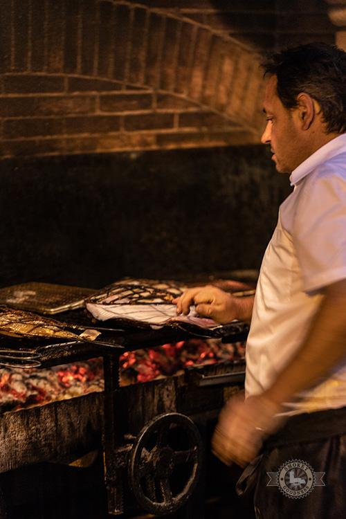 Elkano chef