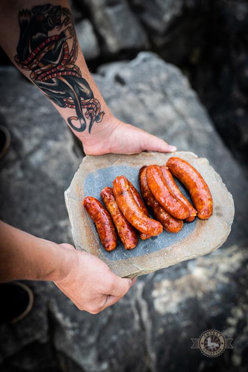Basque sausage party