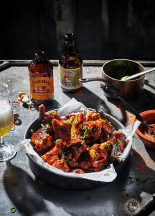 Ginger-beer-glazed-chickenwings-article