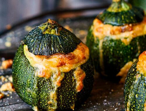 Smoked stuffed zucchini-header